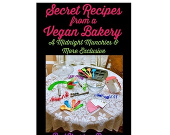 Secret Recipes from a Vegan Bakery