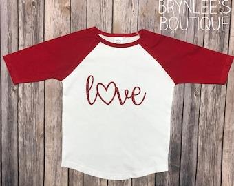Monogram Valentine S Shirt Baby Valentine