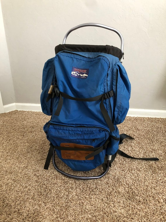 Vintage JanSport Hiking Backpack