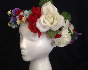 Spring Maiden Flower Crown