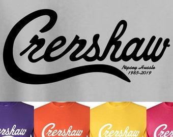 15e1c47d5199 Crenshaw t shirt