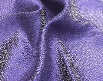 Lurex lame Jacquard Haute Couture - 60x70cm piece