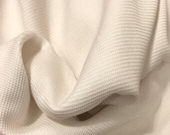 Silk organza honeycomb Haute Couture
