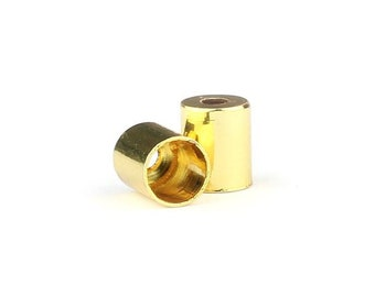 5mm Long Bell Cord End 170736