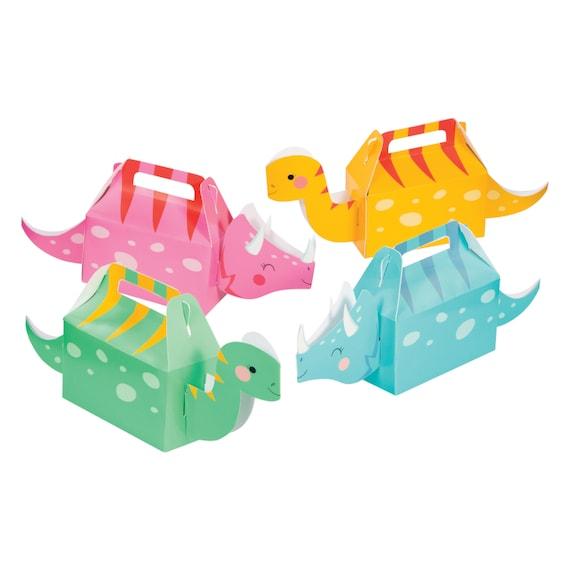 Dinosaur Soap Favors Pink Dinosaur Party Favors Dinosaur Favor Bags