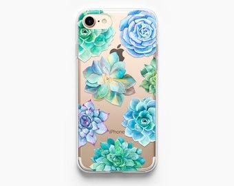 iPhone 8 Plus Case Succulent iPhone 7 iPhone X Case Case iPhone 7 Plus Case iPhone 6s Case iPhone 8 Plus Case iPhone 6 Case Cactus Flowers