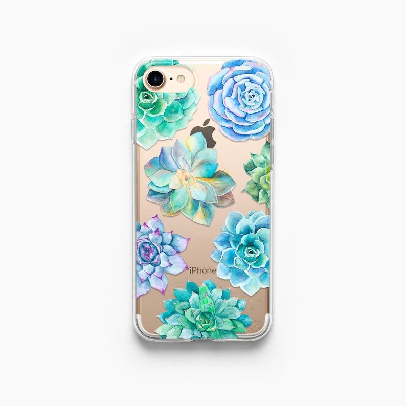 check out 5e95a e7eca iPhone 8 Plus Case Succulent iPhone 7 iPhone X Case Case iPhone 7 Plus Case  iPhone 6s Case iPhone 8 Plus Case iPhone 6 Case Cactus Flowers