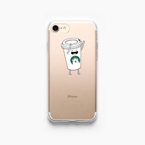 coque starbucks iphone 8
