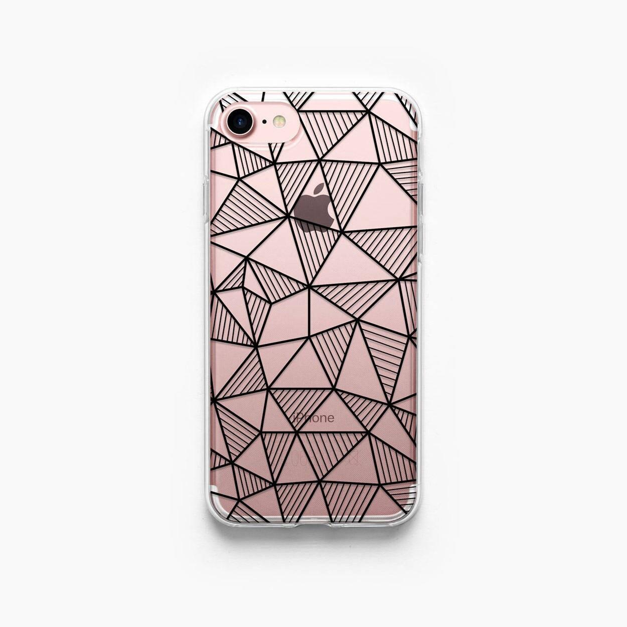 geometric iphone 7 plus case