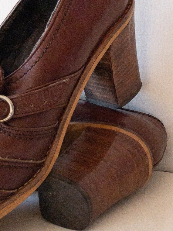 70s, vintage, vintage shoes, loafers, loafers, wom