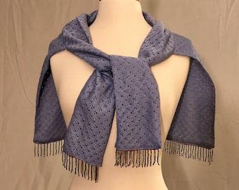 Handmade Faux Sweater- Trimmed in Fringe - Nina Kardon Originals