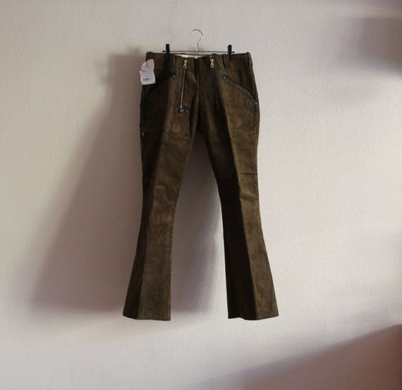 Dirndl Pants Mens Dirndl Pants Khaki Corduroy Pant