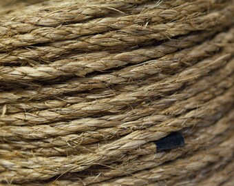 Manila or Sisal Rope