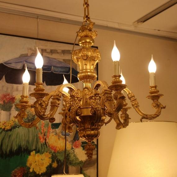 Chandelier lighting | Etsy
