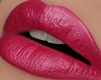 Raspberry Ice Cream Liquid Lipstick