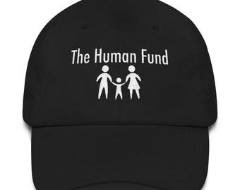 The Human Fund Seinfeld George Costanza Embroidered Hat