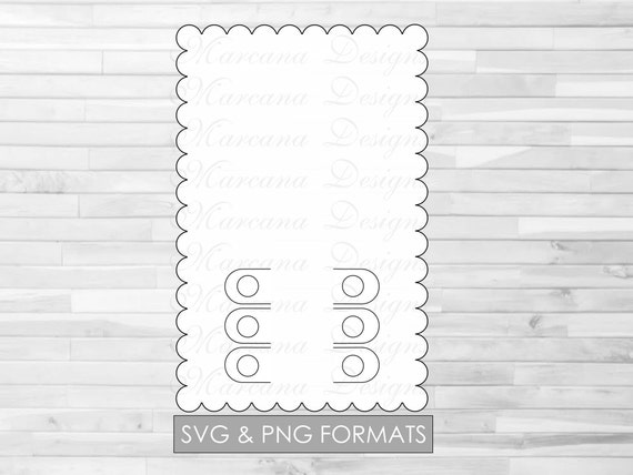 Svg Valentine Crayon Card Template Coloring Card Svg Etsy