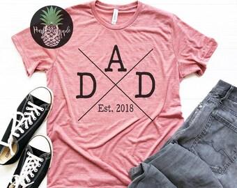 6bb15da4 Dad Gift-Dad Shirt-Dad Tshirt-Dad T Shirt-Daddy Gift-Daddy Gifts-New Dad  Gift-New Dad-New Dad Shirt-New Dad Gift from Wife-New Dad Shirts