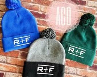 RF Beanie-RF Hat-RF Swag-R+F Beanie-R+F Hat-Rodan and Fields Swag-Rodan and Fields Beanie-Rodan and Fields Hat-RandF Hat-RandF Pom Pom