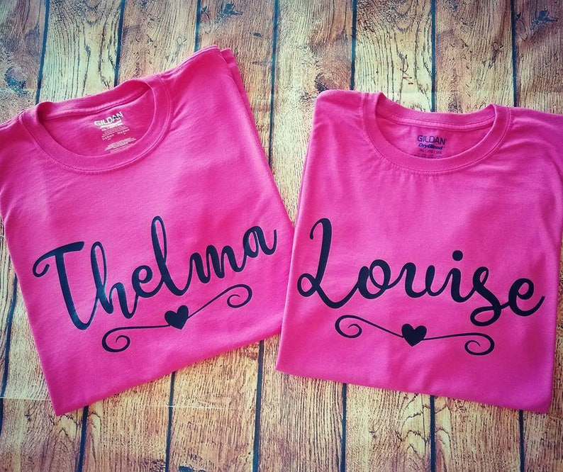 de402375360 Thelma and Louise Shirts-Thelma and Louise T Shirts-Thelma and