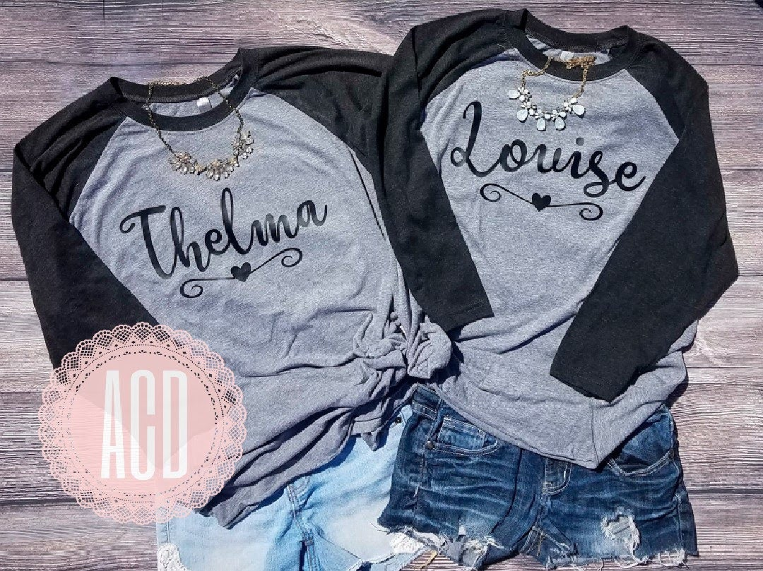 aa12041a1f0 Thelma and Louise Shirts-Thelma and Louise T Shirts
