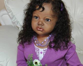 Custom Made To Order Child Reborn Made From The Angelica Kit