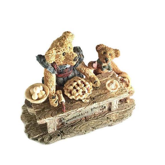 Boyds Bears Friends Sweetie Pie Figurine Vintage Momma Bear Etsy - Baeras-con-pies