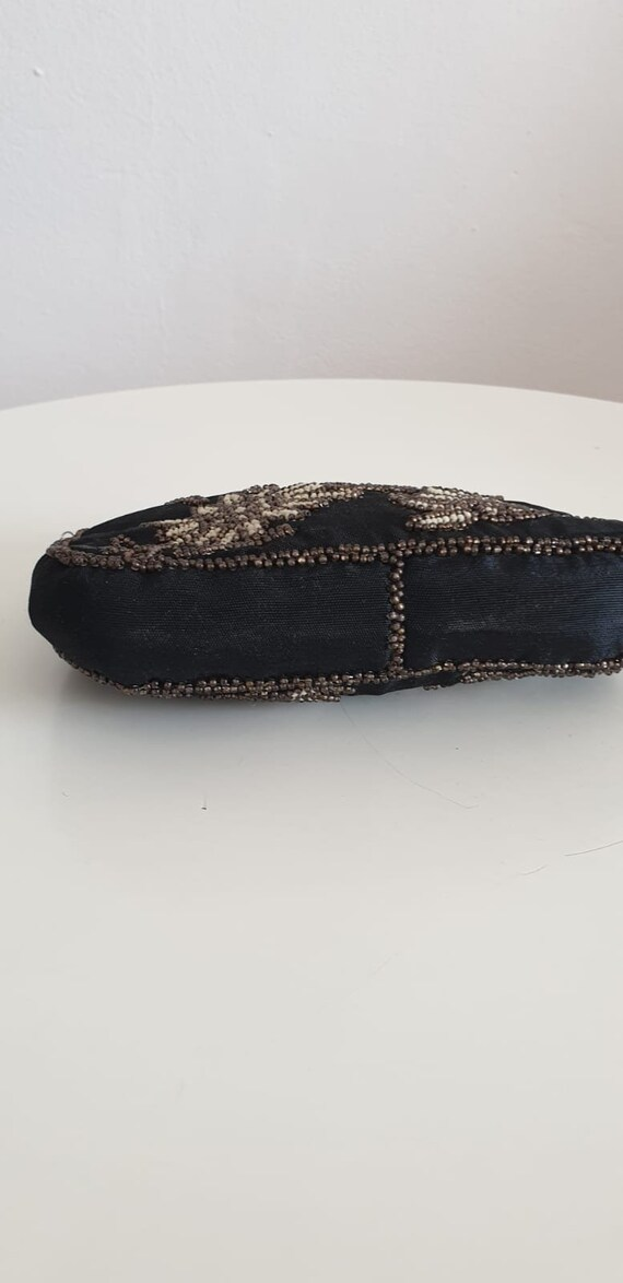 1930s bag purse with beaded embroidery | vintage … - image 3