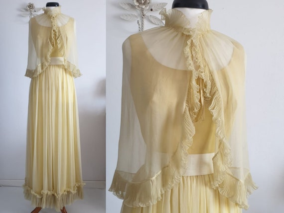 1930s silk dress and jacket | vintage 30s silk dre
