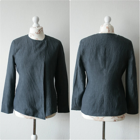 VUOKKO jacket Vintage Finnish designer VUOKKO Nur… - image 1