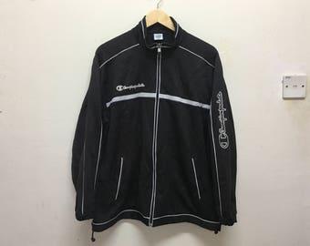 Vintage Champion Products Jacket Hip Hop Rap