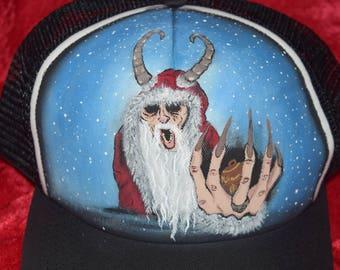 Krampus hat