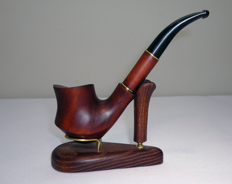 Wood Smoking Pipe Tobacco Pipe Handcrafted Wooden Smoking Pipes Exclusive Design Engraved Smoking Pipe Collectible Smoking Bowl