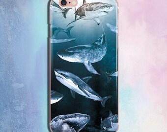 the latest c34fe bc90c Shark phone case | Etsy