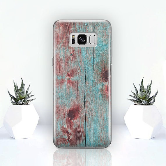 online store 247e6 08b2f iPhone 5S Case Wood Samsung S8 Case Samsung Galaxy S9 Case Fence iPhone SE  Case Silicone Tree Google Pixel Case Color Clear Case CZ6100