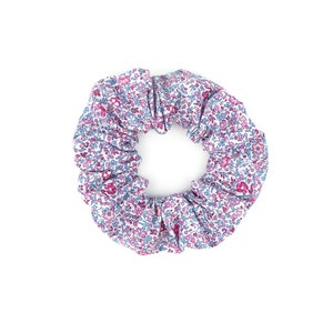 Liberty Fabric Scrunchie Liberty London Hair Tie Ladies Liberty Scrunchie Liberty June Blossom Print Women/'s Hair Scrunchie