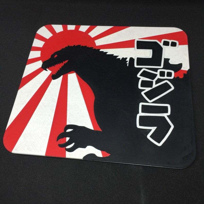 Godzilla Mouse Pad