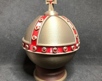 3D Printed Holy Hand Grenade of Antioch Gift Box