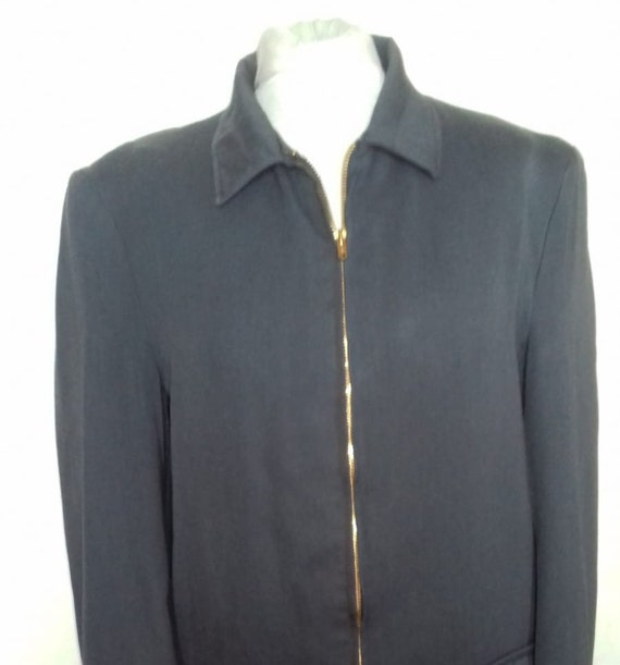 1940s -50s Original Vintage Jacket / 40s - 50s Spo