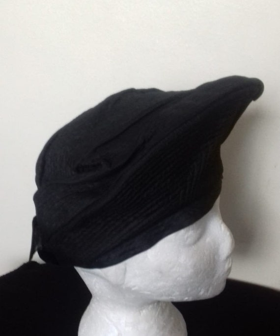 1940s - 50s Rayon Hats / 40s - 50s Vintage Rayon l