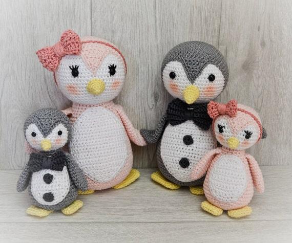 Familie Pinguin Pdf Anleitung