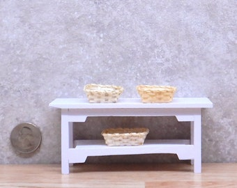"""DARICE TIMELESS MINIS 4-1//2/"""" X 2/"""" SIDE TABLE"""