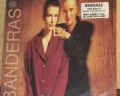 Banderas She Sells Sealed 12 quot Maxi Vinyl Synth Pop Record Album