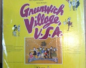 Greenwich Village U.S.A. Sealed Vinyl Original Cast Record Album