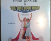 Henry Winkler The One And Only Sealed Vinyl Soundtrack Record Album