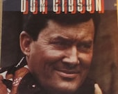 Don Gibson Starting All Over Again Sealed Vinyl Country Record Album