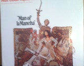 Peter O 39 Toole Sophia Loren Man Of La Mancha Sealed Vinyl Soundtrack Record Album