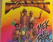 Burning Flames Mek E Bark Sealed Vinyl Reggae Record Album