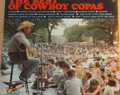 The Best Of Cowboy Copas Sealed Vinyl Country Record Album