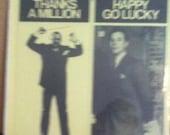 Paul Whiteman Dick Powell Mary Martin Thanks A Million Happy Go Lucky Sealed Vinyl Soundtrack Record Album